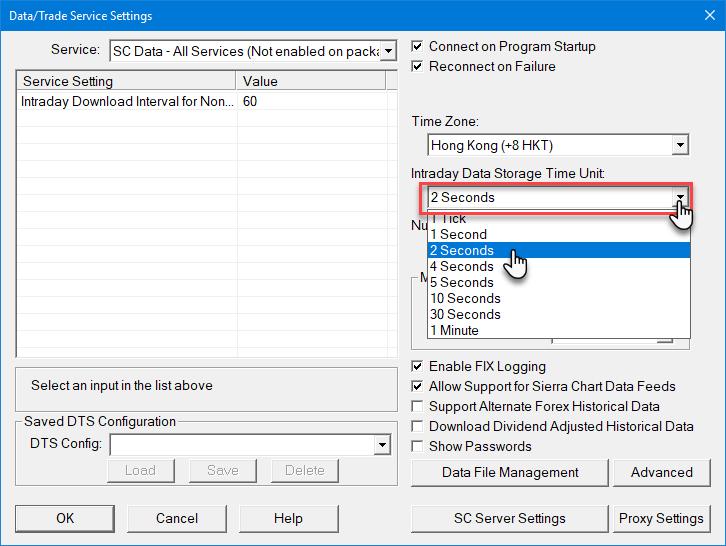 Sierra Platform Freezes when adding TAS indicators – TAS Help Center