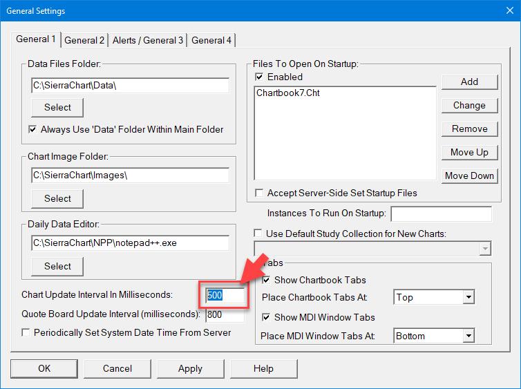 Sierra Platform Freezes when adding TAS indicators – TAS